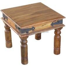 Jali Lamp Table 45x45cm