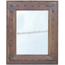 Jali Large Mirror (with detail)