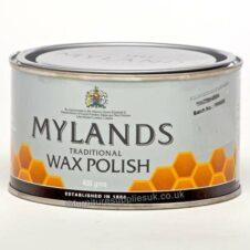 Mylands Rustic Brown Bees Wax Furniture Polish | Toluene Free