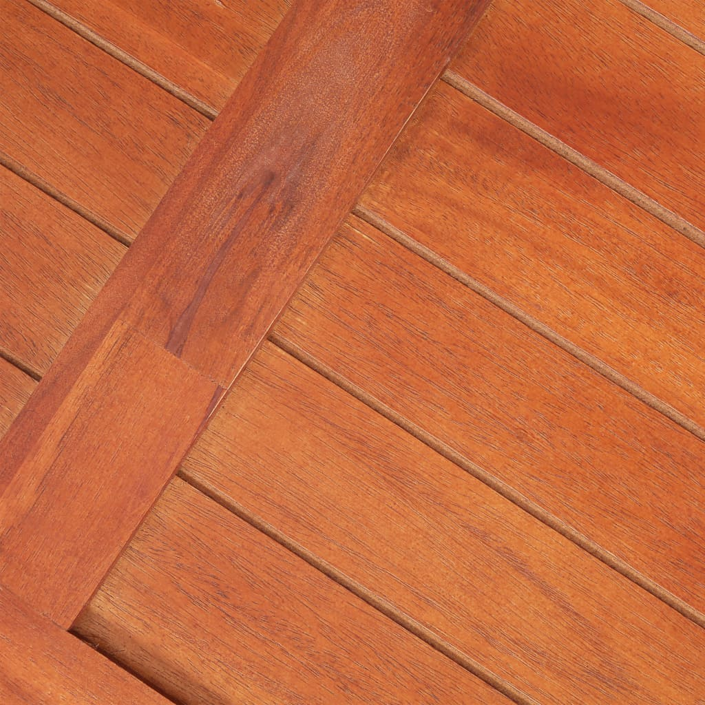 Storage Chest 60x25x22 cm Solid Acacia Wood