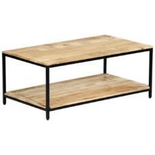 Coffee Table 110x60x45 cm Solid Mango Wood