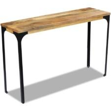 Console Table Mango Wood 120x35x76 cm