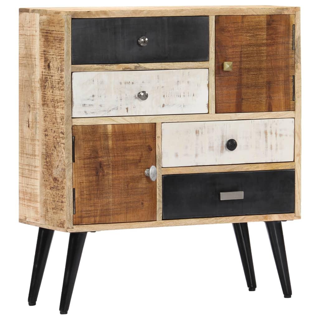 Sideboard 70x30x78 cm Solid Mango Wood