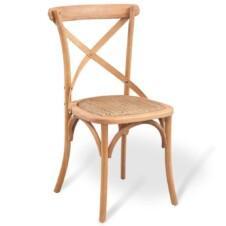 Dining Chair 48x45x90 cm Solid Oak Wood