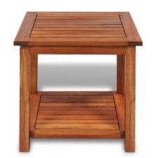 Acacia Wood Lamp Tables