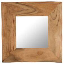 Acacia Wood Mirrors