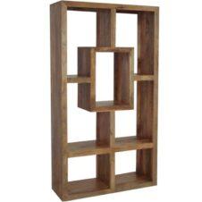 Mango Wood Bookcases