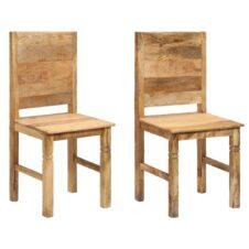 Mango Wood Dining chairs