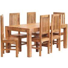 Mango Wood Dining Sets