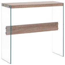 MDF Wood Console Tables